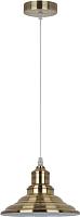 Потолочный светильник Camelion PL-600 C59 / 13095 (старинная медь) -