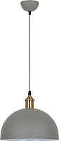 Потолочный светильник Camelion PL-601L C68 / 13098 (серый+старинная медь) -