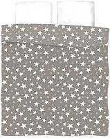 Пододеяльник Samsara Grey Stars 147По-15 -