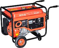 Бензиновый генератор Yato YT-85440 -