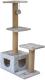 Комплекс для кошек Дарэлл Джут 95 / RP833217 (серый) -