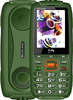 Мобильный телефон BQ Disco Boom BQ-2825 (темно-зеленый) -