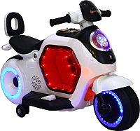 Детский мотоцикл Miru BK-YBK988 (белый) -