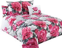 Комплект постельного белья Моё бельё Пионы 2 -