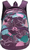 Рюкзак Grizzly RD-951-1 (фиолетовый) -