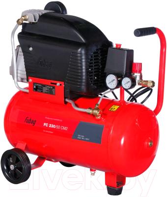 Воздушный компрессор Fubag FC 230/50 CM2 (33806)