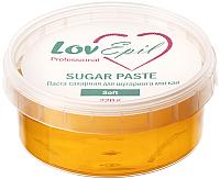 Паста для шугаринга LovEpil Soft сахарная (220г) -