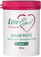 Паста для шугаринга LovEpil Hard сахарная (900г) -