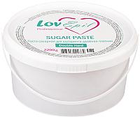 Паста для шугаринга LovEpil Double Hard сахарная (2.2кг) -