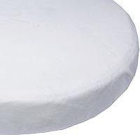 Простыня Lappetti Балерина 75x75см / 9068С (белый) -