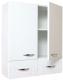 Шкаф для ванной Onika Кредо 60.2 (306004, с 2 ящиками) -