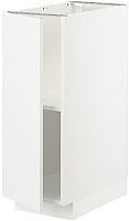 Шкаф-стол кухонный Ikea Метод 493.012.52 -