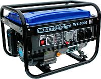 Бензиновый генератор Watt WT-4000 (9.040.015.00) -