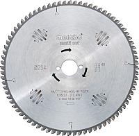 Пильный диск Metabo 628083000 -