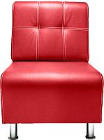 Кресло мягкое Brioli Руди Р (Mango 312) -