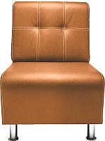 Кресло мягкое Brioli Руди Р (Mango 9253) -