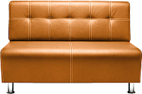Кресло мягкое Brioli Руди Р двухместный (Mango 9253) -