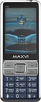 Мобильный телефон Maxvi X900 (маренго) -