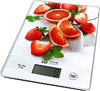 Кухонные весы Home Element HE-SC932 (фруктовый микс) -
