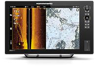 Эхолот-картплоттер Humminbird Solix 15 Chirp MSI + GPS G2 / 411050-1 -