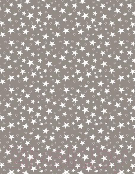 Купить Простыня Samsara, Stars Grey 180Пр-15, Беларусь