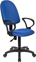 Кресло офисное Бюрократ CH-1300 (синий) -