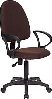 Кресло офисное Бюрократ CH-1300 (коричневый) -
