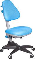 Кресло детское Бюрократ KD-2 (голубой) -