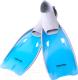 Ласты Colton CF-02 (р. 35-37, серый/голубой) -