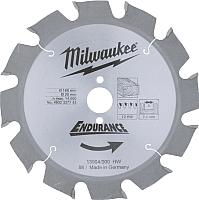 Пильный диск Milwaukee 4932248233 -