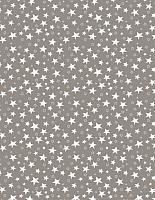Простыня Samsara Stars Grey 240Пр-15 -
