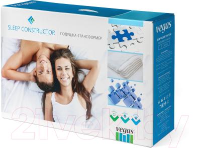 Подушка Vegas Sleep Constructor №4 (50x70) -