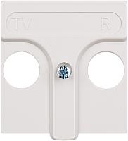 Лицевая панель для розетки Simon 27053-31 (слоновая кость) -