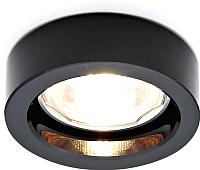 Точечный светильник Ambrella D9160 BK (черный) -