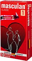 Презервативы Masculan Classic-1 нежные №10 -