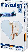 Презервативы Masculan Ultra-2 особо тонкий №10 -