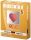 Презервативы Masculan Gold №3 -