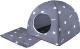 Домик для животных Дарэлл Юрта / RP9632 (серый) -