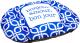 Лежанка для животных Ferplast Relax 78/8 Бонжур / 81033030C (синий) -