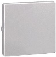 Клавиша для выключателя Simon 73010-63 (алюминий) -