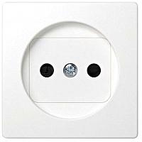 Лицевая панель для розетки Simon 73040-60 (белый) -