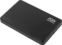 Бокс для жесткого диска AgeStar 3UB2P2 (черный) -