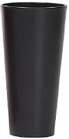 Кашпо Prosperplast Tubus Slim 400 / DTUS400-S433 (графитовый) -