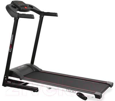 Электрическая беговая дорожка Carbon Fitness T500