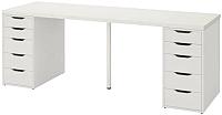 Письменный стол Ikea Линнмон/Алекс 292.791.67 -