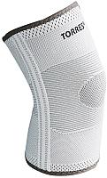 Суппорт колена Torres PRL11010L (L, серый) -
