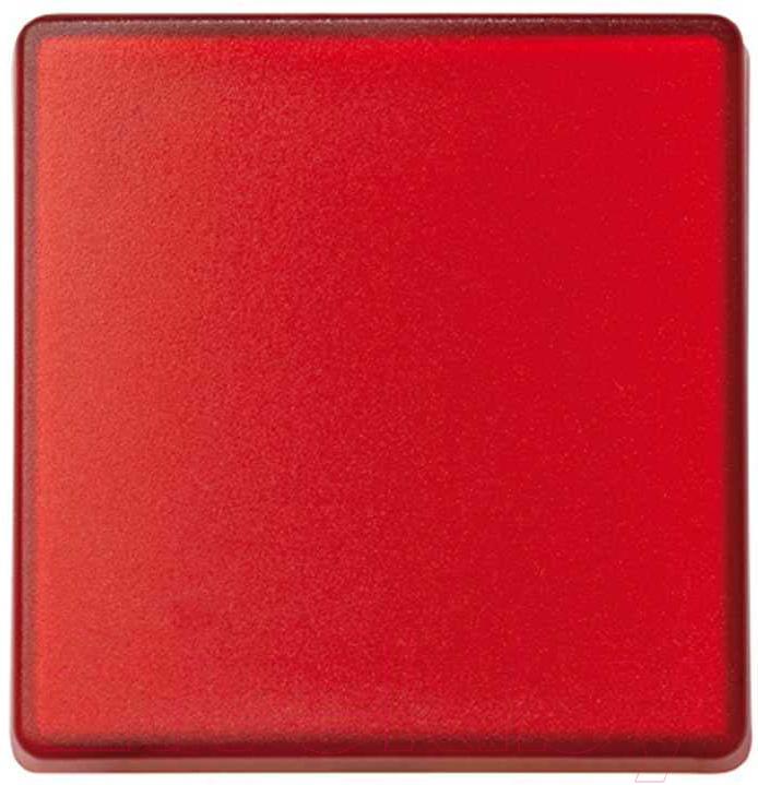 Купить Клавиша для выключателя Simon, 2720010-110 (красный прозрачный), Россия, пластик, Simon 27 Play (Simon)