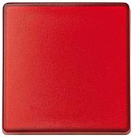 Клавиша для выключателя Simon 2720010-110 (красный прозрачный) -