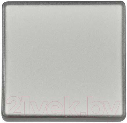 Купить Клавиша для выключателя Simon, 2720010-111 (серый прозрачный), Россия, пластик, Simon 27 Play (Simon)