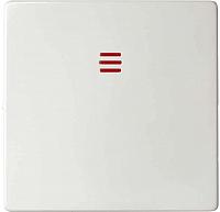 Клавиша для выключателя Simon 82011-30 (белый) -